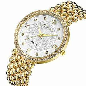 MODIWEN Women's Business Quartz Wrist Watch